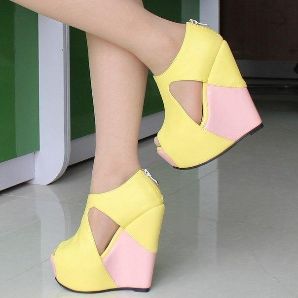 Фото летней обуви