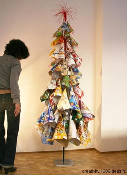 Необычная елка) - Обо всём на свете - Форум Дети Mail.Ru