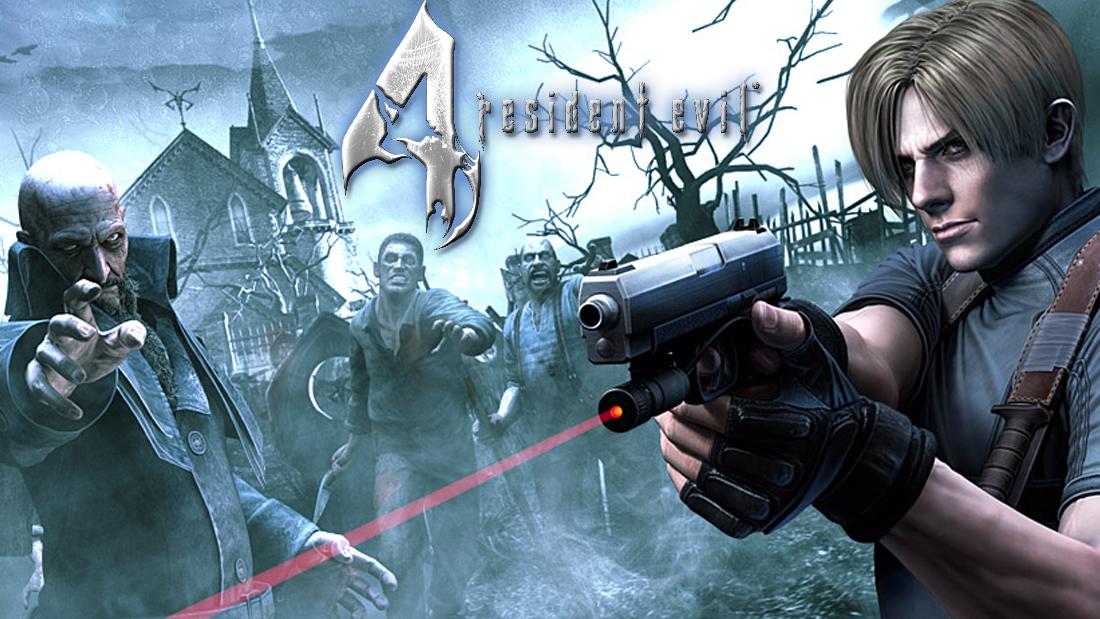Resident Evil 4 снова в HD