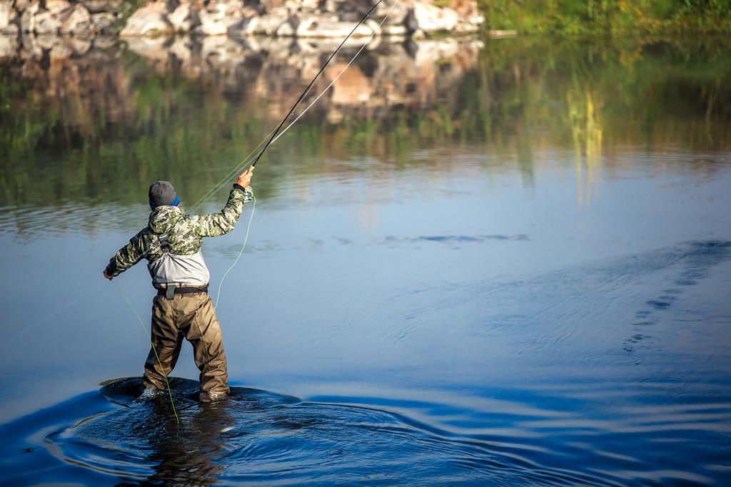 Почему людям нравится рыбалка