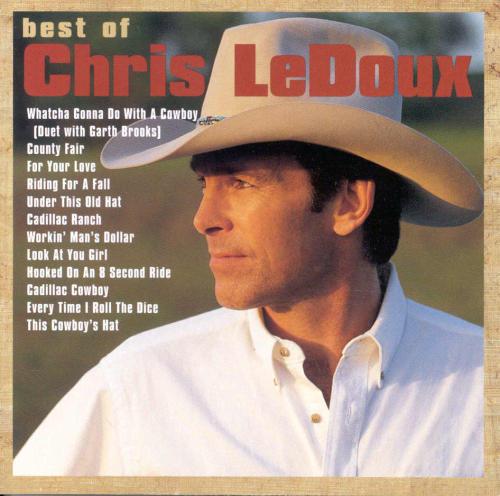 legend of chris ledoux