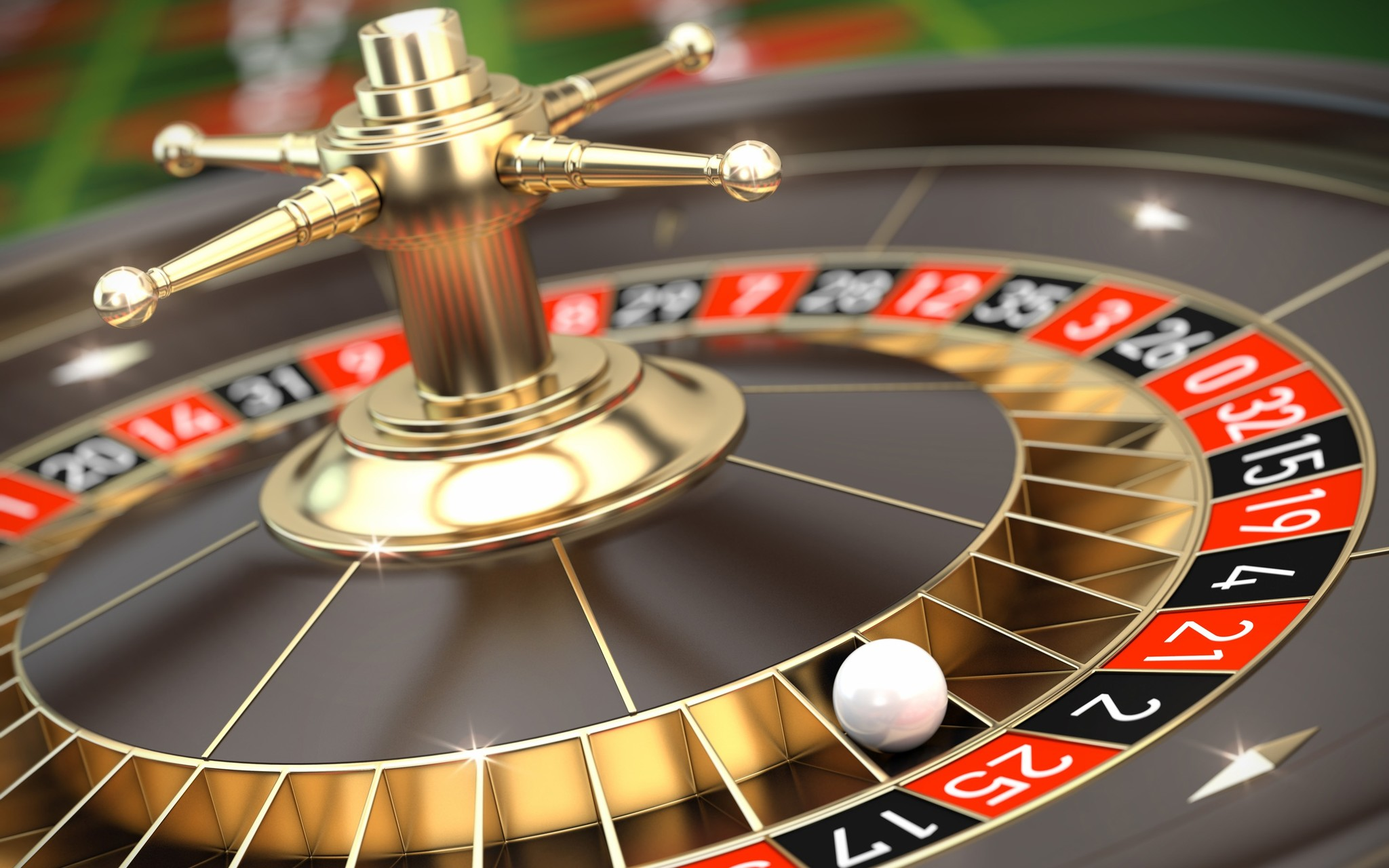 Roulette online free play game