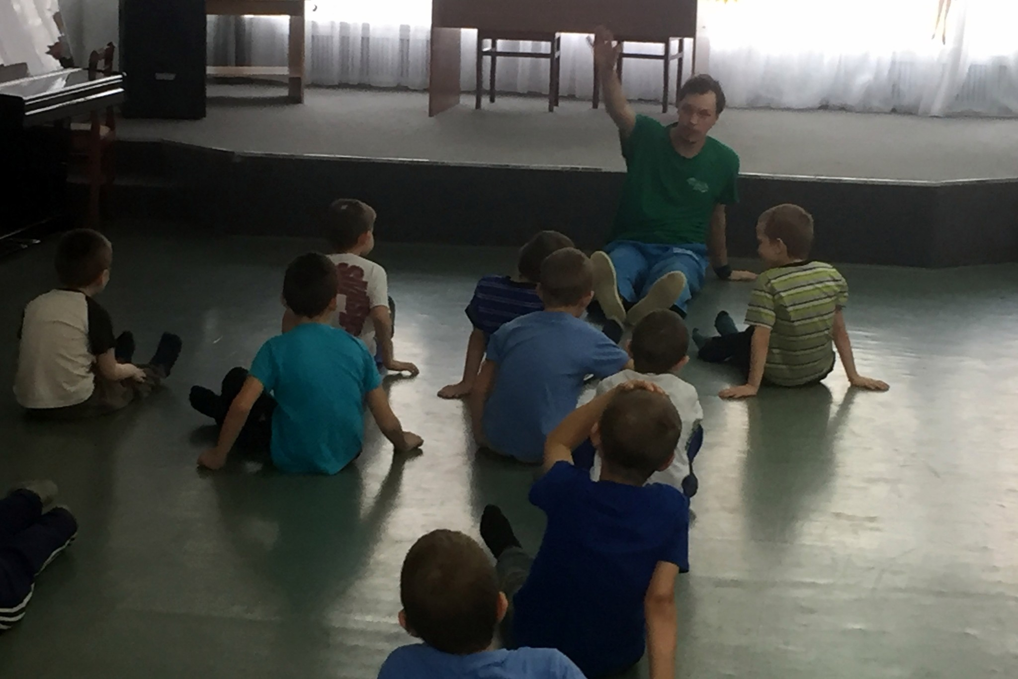 «ШАГ» навстречу детям